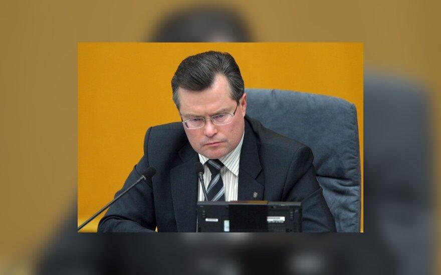 Liberalcentristai į ministrus gali siūlyti R.Šukį