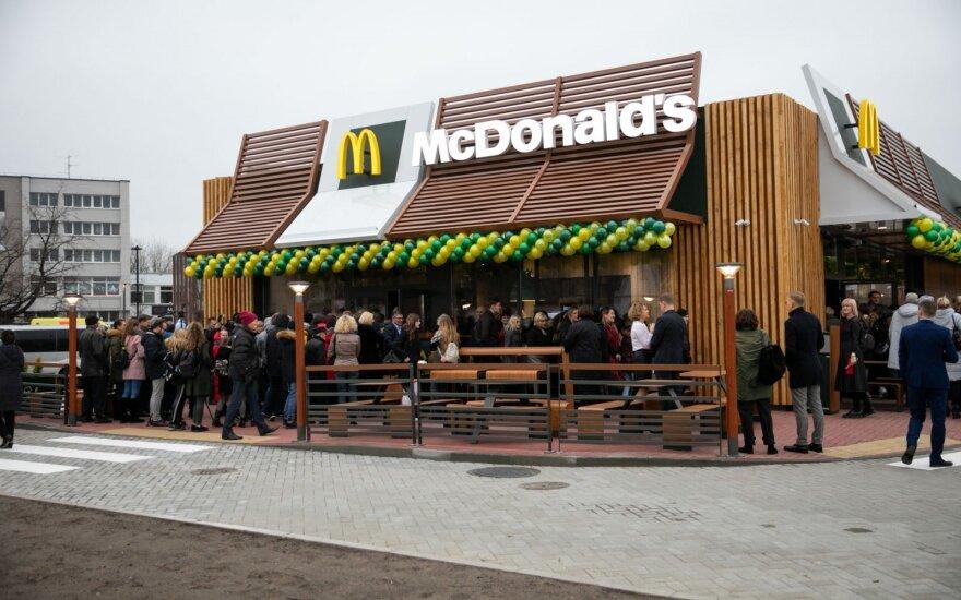 McDonalds Marijampolėje