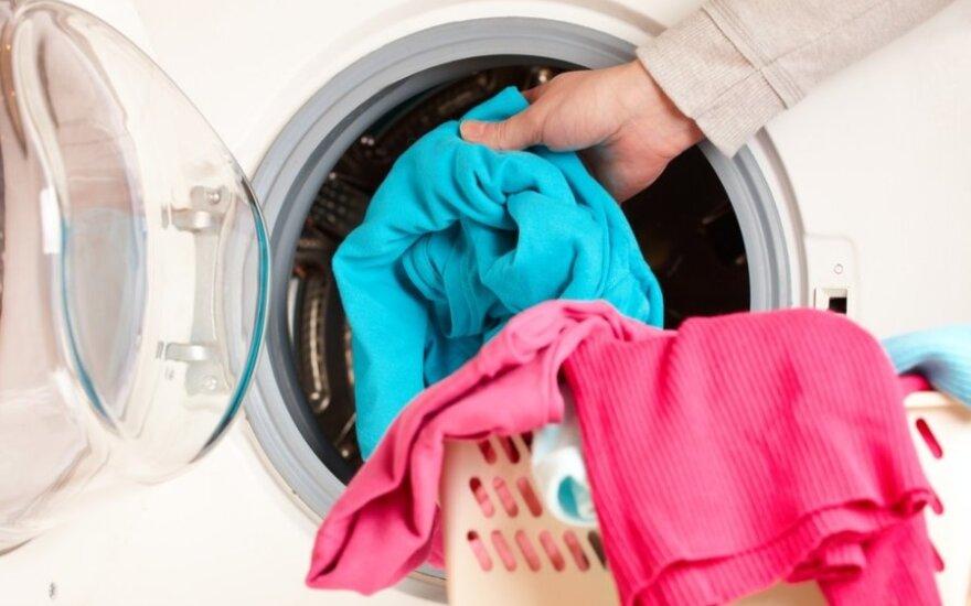 Mitai ir tiesa apie skalbimą bei drabužių valymą