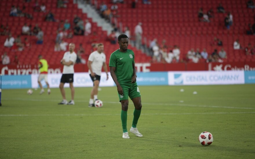Serge'as Nyuiadzi