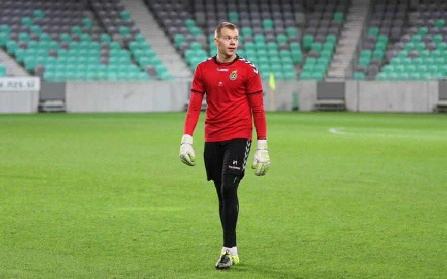 V. Černiauskui nepavyko iškovoti Rumunijos taurės