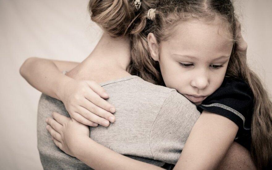 Kaip atleisti savo tėvams?