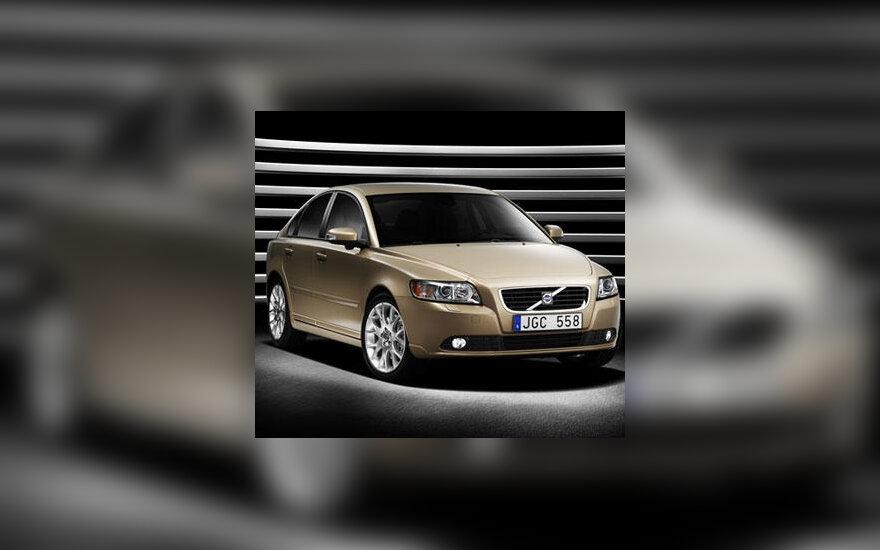 """Atnaujintas """"Volvo S40"""""""