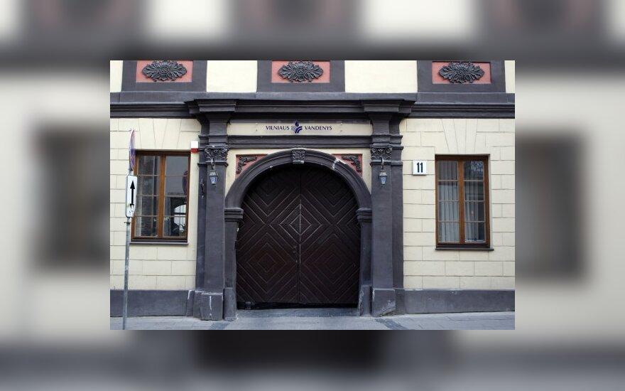 """A.Kubilius nustebo, kad """"Vilniaus vandenų"""" vadovai pareigūnams įkliuvo tik dabar"""