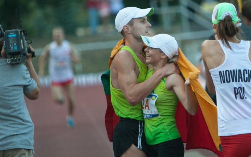 L. Asadauskaitė: manau, kad į Rio pateks dvi moterys ir J. Kinderis