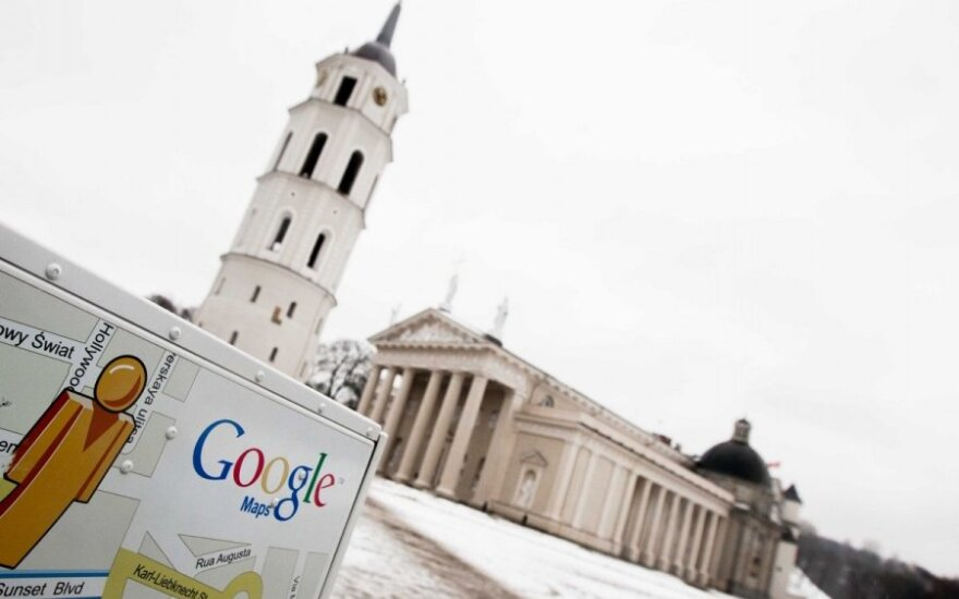 Google interested in Lithuania and is looking for staff
