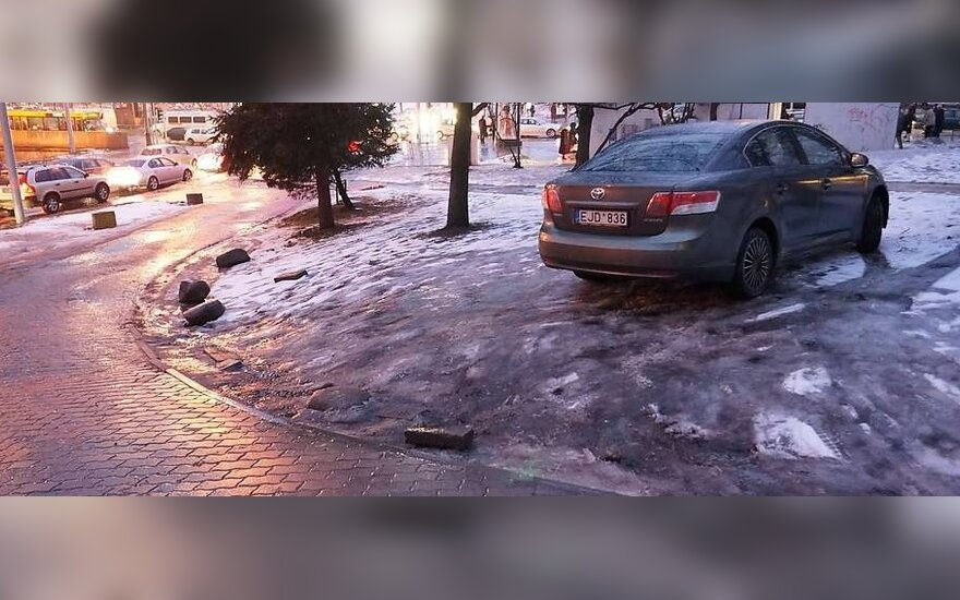 Vilniuje, Kalvarijų g. 2012-03-01