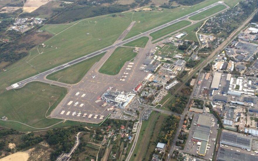 Lietuvos oro uostai džiaugiasi didėjančiu keleivių srautu