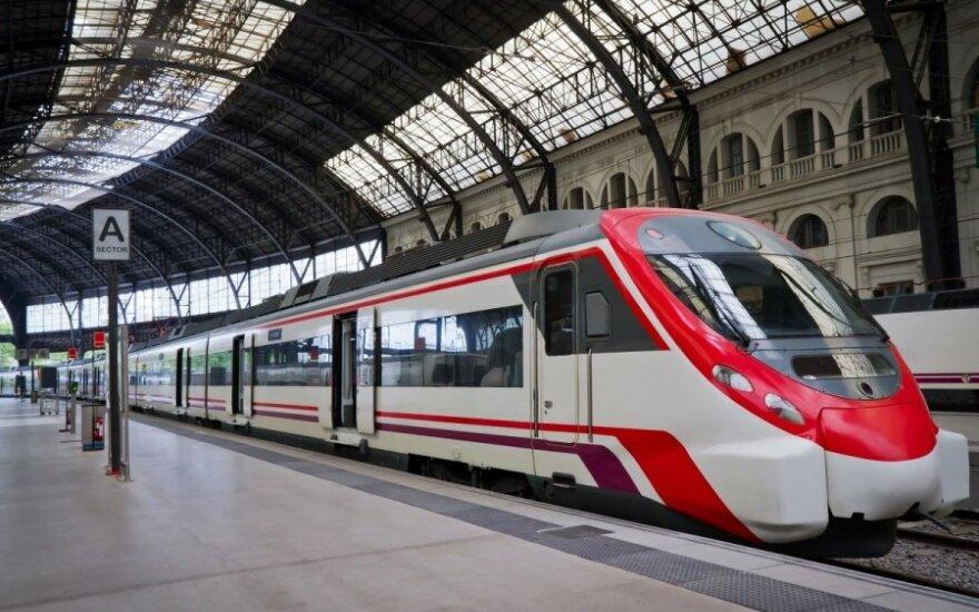 """Naujas """"Al Qaeda"""" taikinys – Europos greitieji traukiniai"""