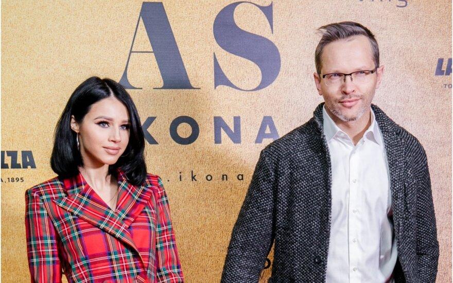 Deimantė Kazėnaitė, Gediminas Žilinskas