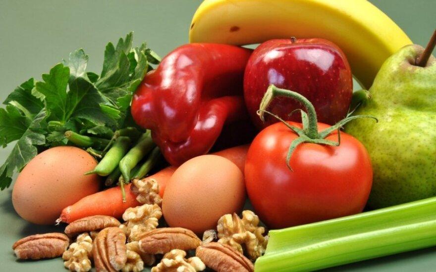 Dietologų patarimai: ką valgyti, norint numesti svorio