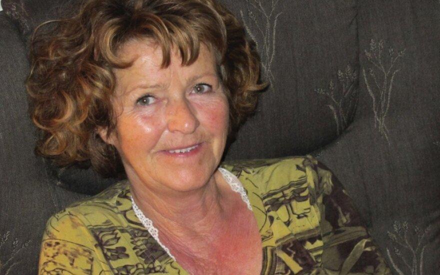 Anne-Elisabeth Falkevik