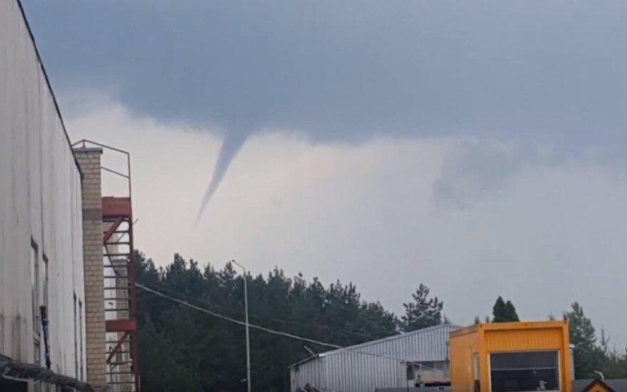 Naujausias tornado įrašas užminė mįslę