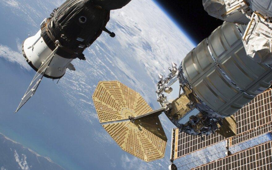 """Rusijos erdvėlaivis """"Sojuz"""""""