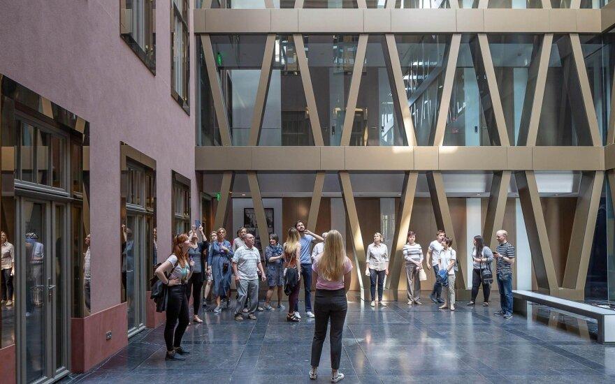 """""""Open House Vilnius"""" šiemet įvyks, tačiau kitokiu formatu: kviečia į 10 architektūrinių maršrutų"""