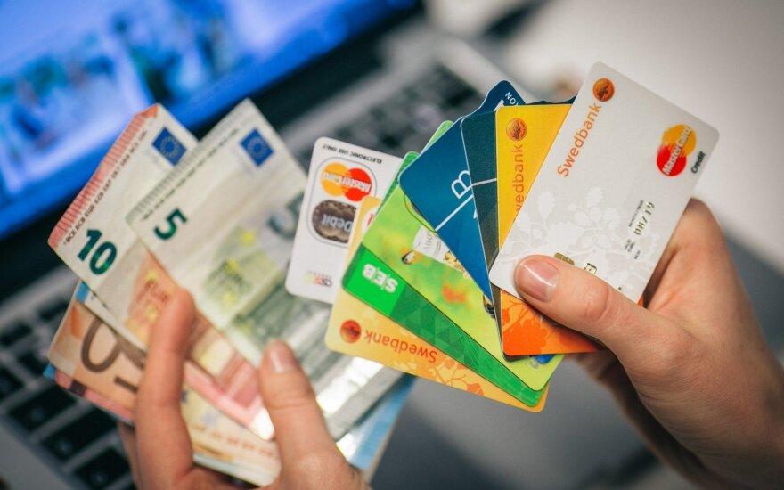 Lizingo portfelis per pusmetį išaugo 7,7 proc.
