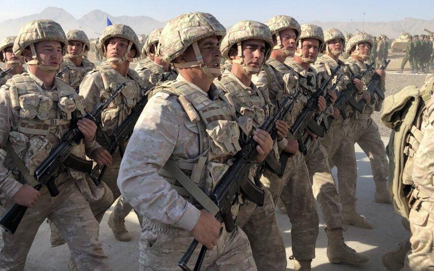 Tadžikistano pajėgos