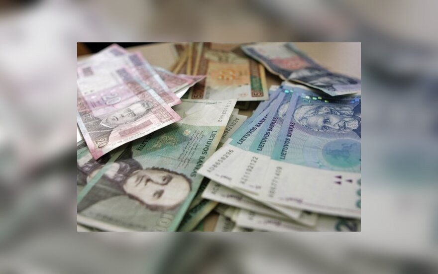 Paramos gavėjams gyventojai šiemet skyrė apie 72 mln. Lt