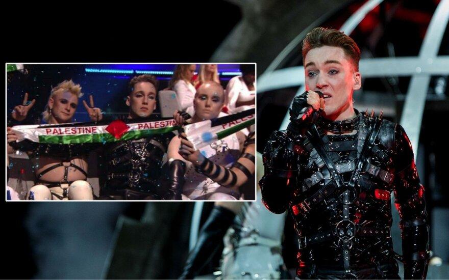 Islandijos atstovai Eurovizijoje