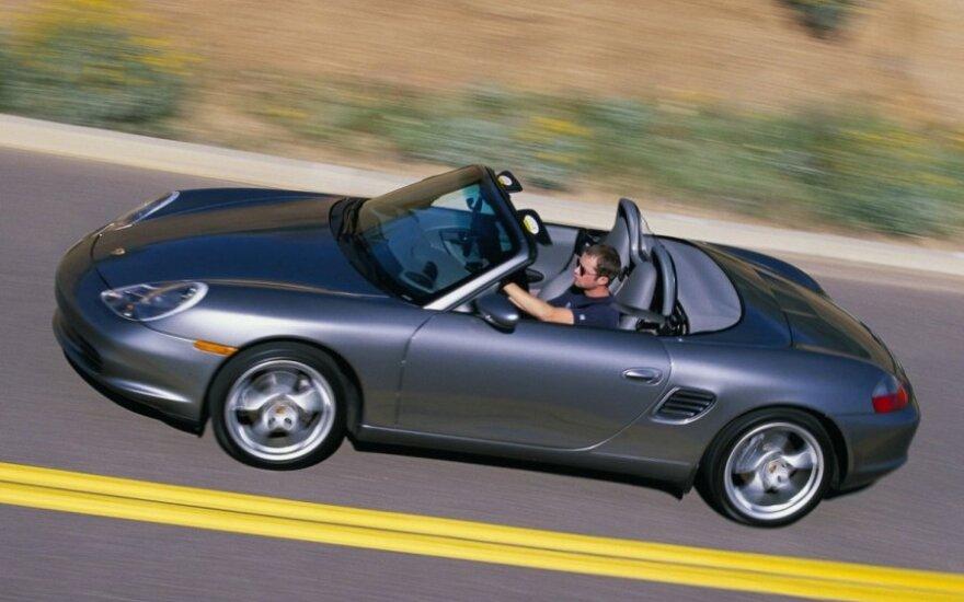 Porsche Boxster (2004 m.)