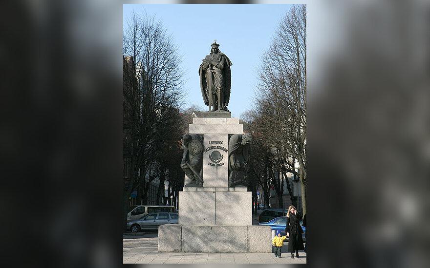 Paminklas Lietuvos didžiajam kunigaikščiui Vytautui Kaune