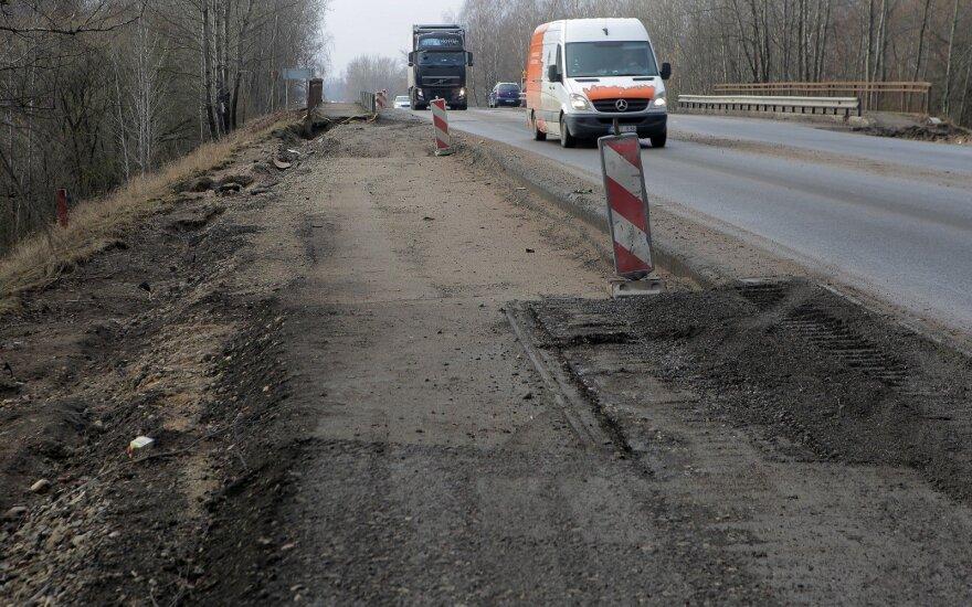Viadukas Ateities plente Kaune