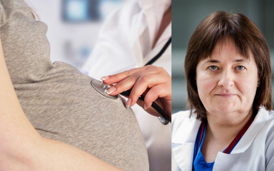 Vietoje gydymo plano ar recepto siūlo pastoti: kokias problemas nėštumas pašalina ir sukelia?