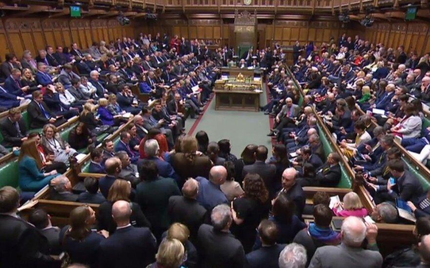 Britanijos parlamentas