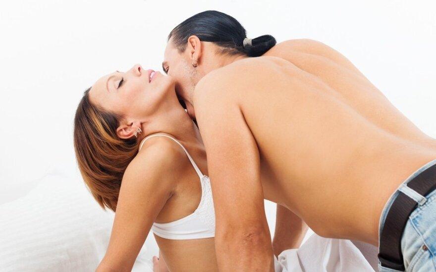 Mitai ir tiesa: ar reikia sekso po 50-ies?