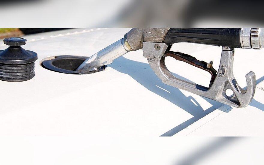 Dyzelino savikaina naujame gamybos procese - 39 centai už litrą