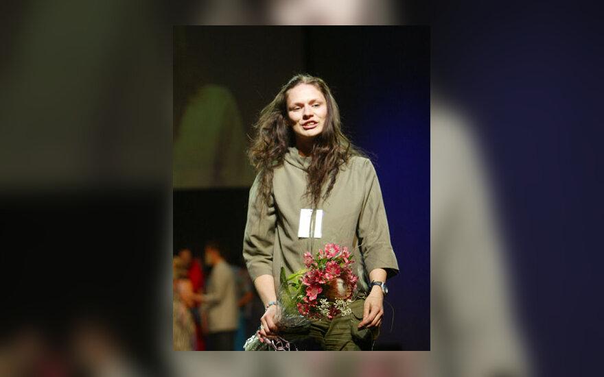 Dizainerė Ramunė Čekuolytė