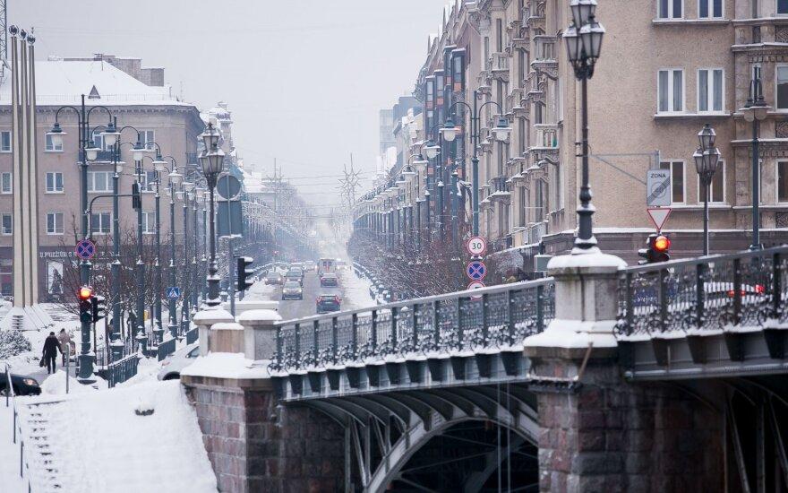 Orai: netrukus užgrius žiema