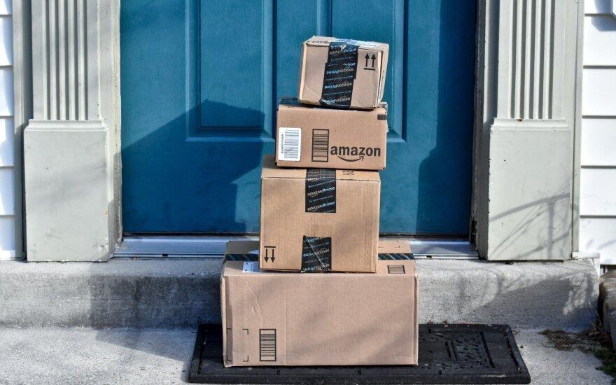 """""""Amazon"""" baigia mažmeninės prekybos veiklą Kinijoje"""