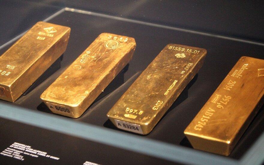 Aukso atsargos / Asociatyvi nuotr.