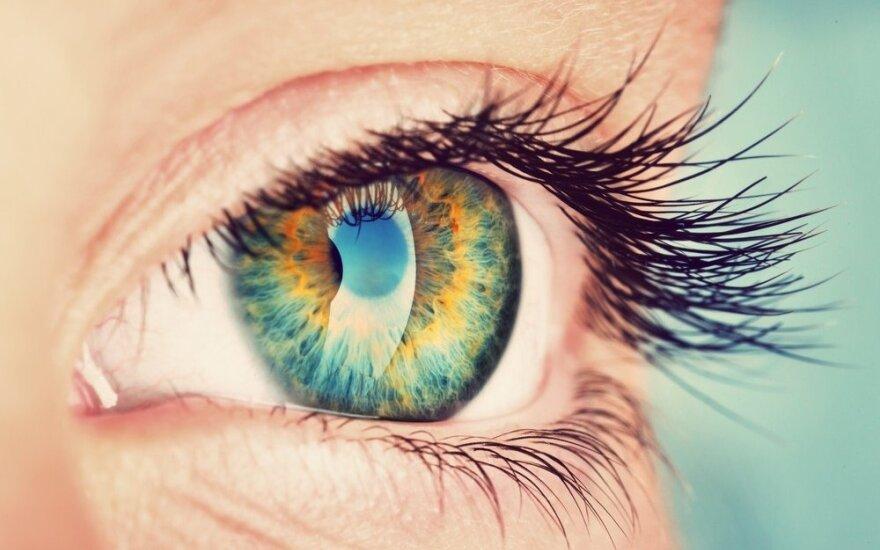 Ką apie jūsų charakterį sako akių spalva