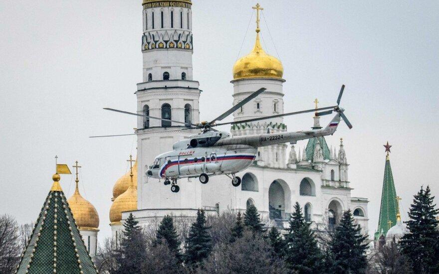 Europos šalių ambasadoriai informuojami apie Maskvos atsakomąsias priemones