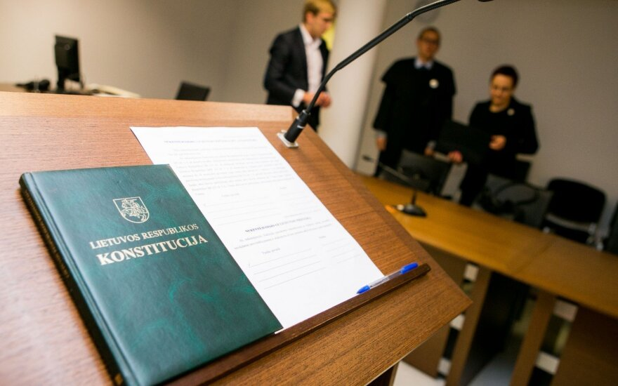 Constitution of Lithuania