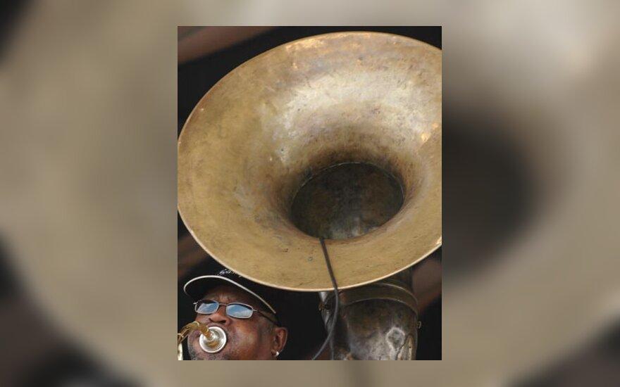 Džiazo festivalis Nju Orleane