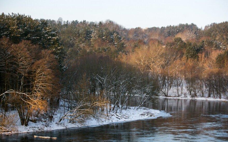 Vingis Park in Vilnius
