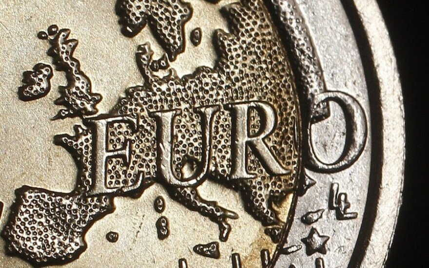 N. Mačiulis: euras jau beveik Lietuvos kišenėje