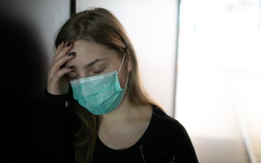 Naujų koronaviruso atvejų Lietuvoje ketvirtadienį neužfiksuota