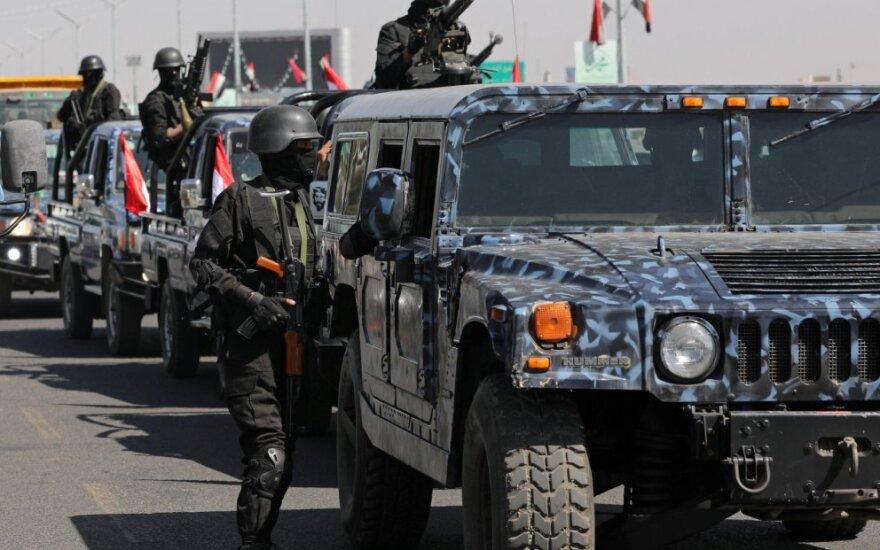 Husių sukilėlių pajėgos