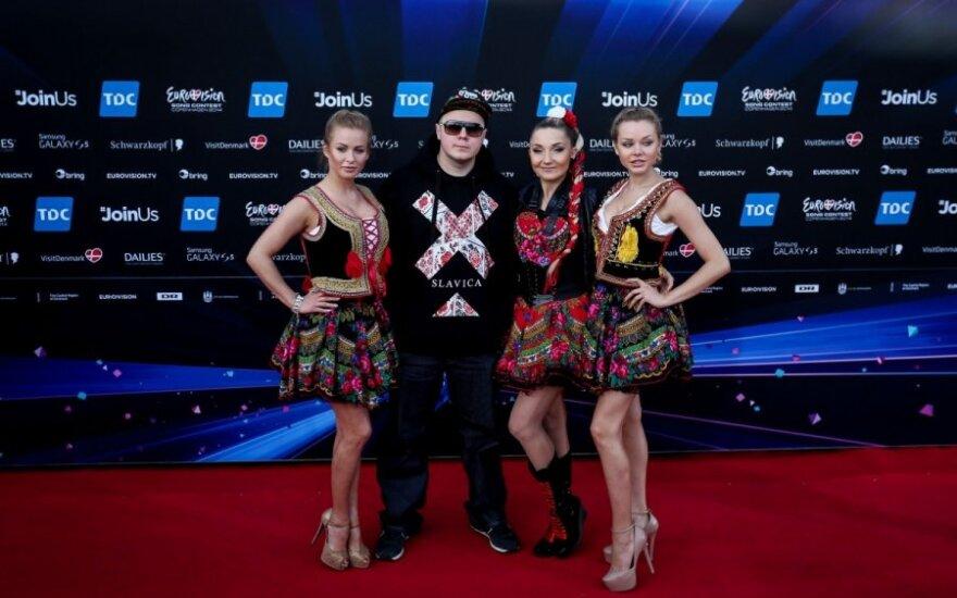 Lenkijos atstovės