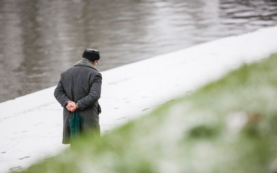 Lithuania launches initiative to tackle ageing population problem