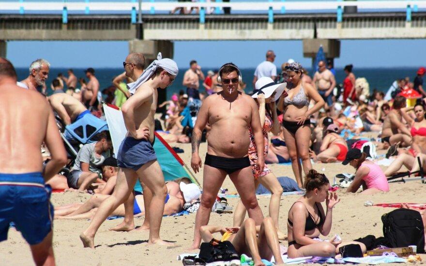Nutraukus karantiną, turizmo sektorius pradeda jausti pagyvėjimą