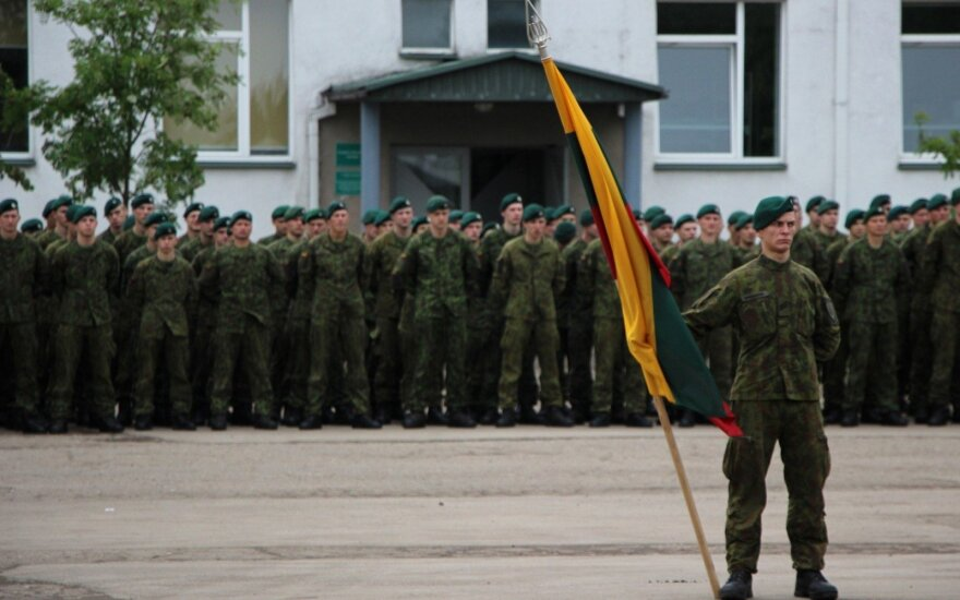 Lithuanian, US and Polish troops showcasing skill at Strong Hussar 2016