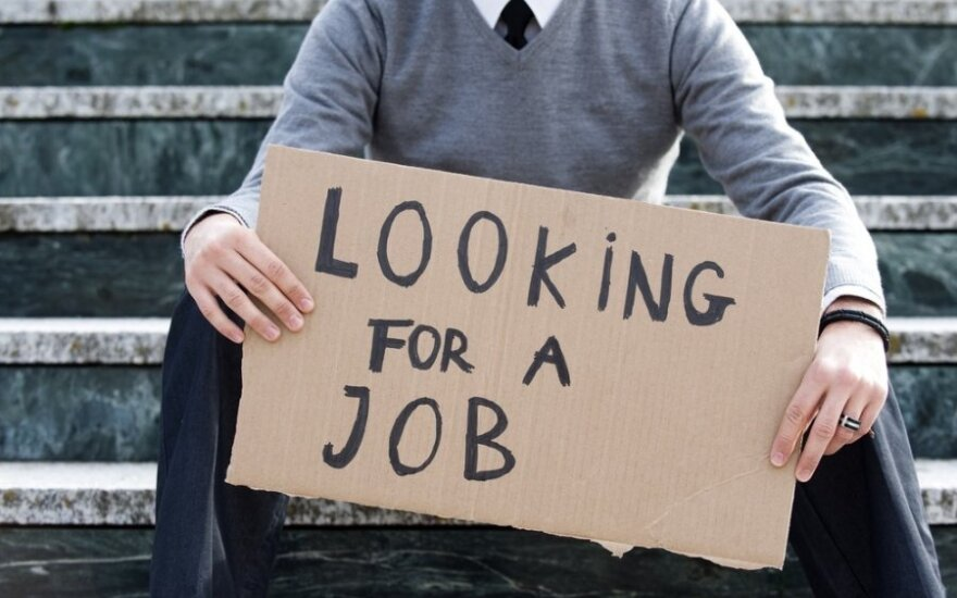 ania's unemployment in March at 9.5 percent