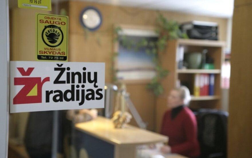 Atlyginimų nesulaukiantys Žinių radijo darbuotojai sukilo