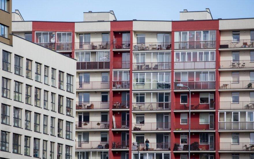 Perkūnkiemio gyventojams trūko kantrybė: statybų brokas lenda per kraštus