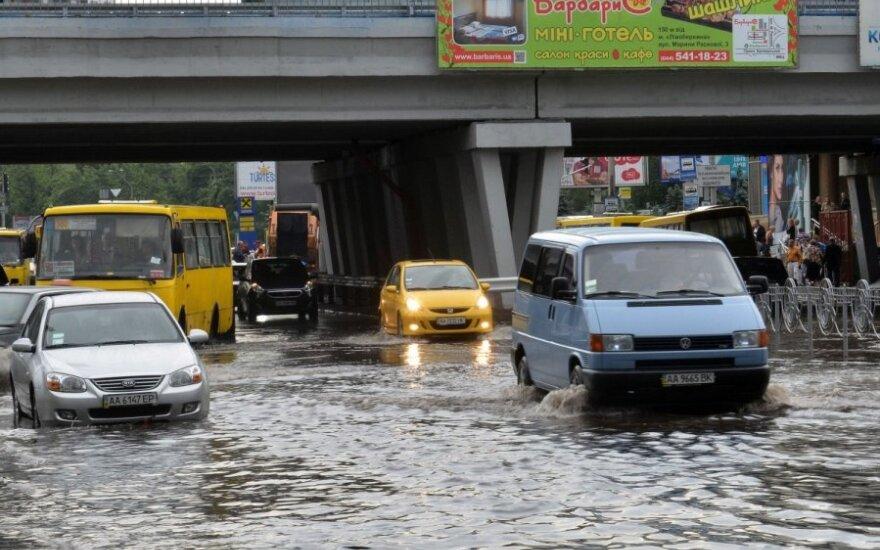 Potvynis Ukrainoje